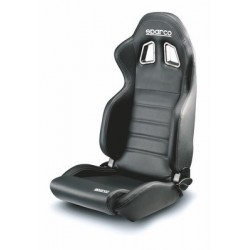 SEAT SPARCO R100 BLACK SKY