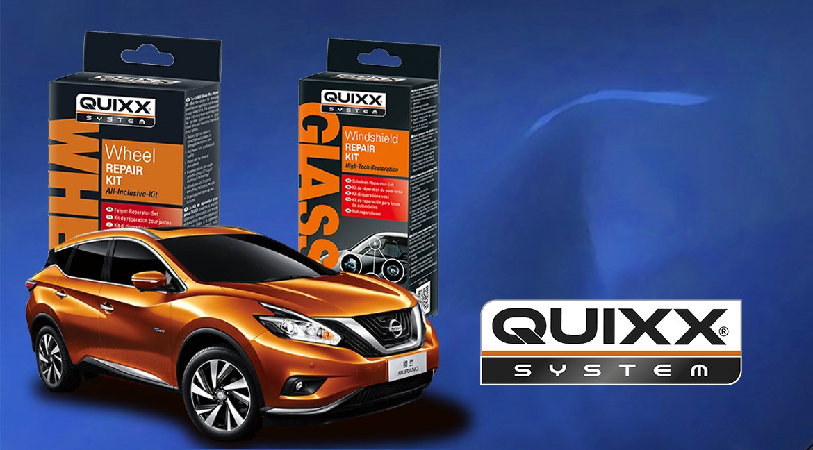 Dents in your car, quick and easy repairs with Quixx
