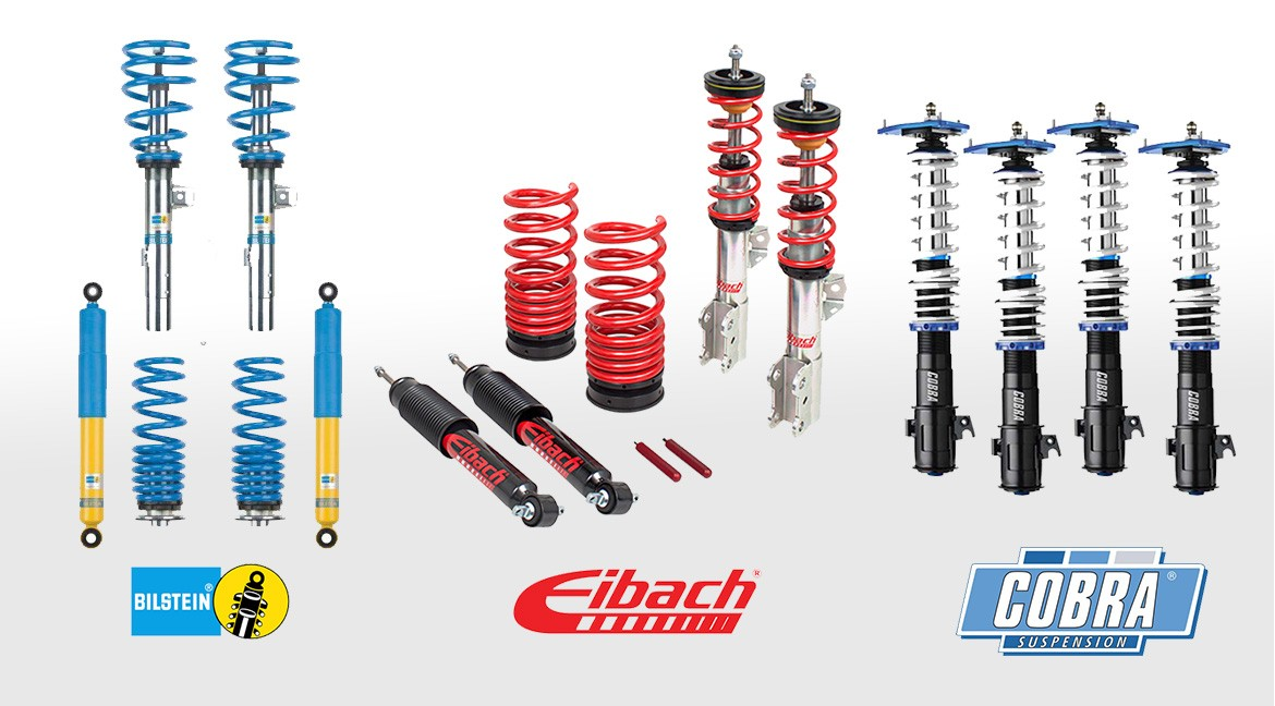 Replace shock absorbers